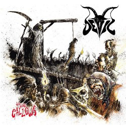 Devil - To The Gallows - LP COLOURED