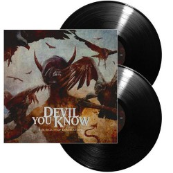 Devil You Know - The Beauty Of Destruction - DOUBLE LP Gatefold