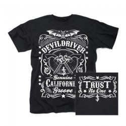 DevilDriver - California Groove - T-shirt (Men)