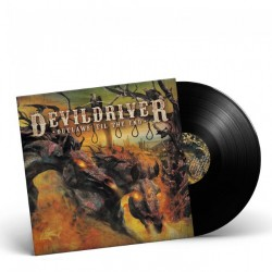 DevilDriver - Outlaws 'Til The End, Vol.1 - LP Gatefold