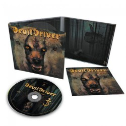 DevilDriver - Trust No One - CD DIGIPAK
