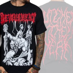 Devourment - Butcher The Weak - T-shirt