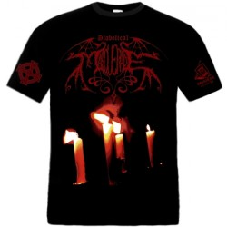 Diabolical Masquerade - Ravendusk In My Heart - T-shirt (Men)