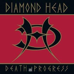 Diamond Head - Death And Progress - CD