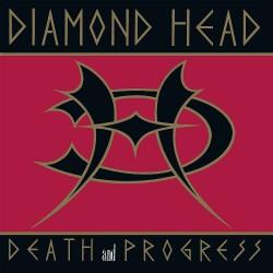 Diamond Head - Death And Progress - LP Gatefold Coloured