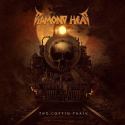 Diamond Head - The Coffin Train - LP