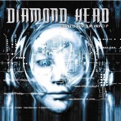 Diamond Head - What's In Your Head? - LP Gatefold