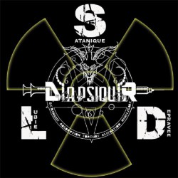 Diapsiquir - L.S.D. - CD