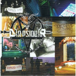 Diapsiquir - Virus S.T.N. - CD