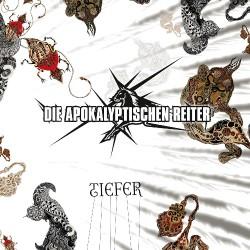 Die Apokalyptischen Reiter - Tief.Tiefer - DOUBLE LP