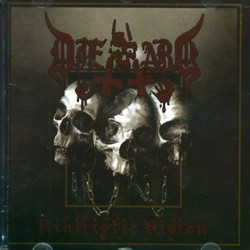 Die Hard - Nihilistic Vision - LP