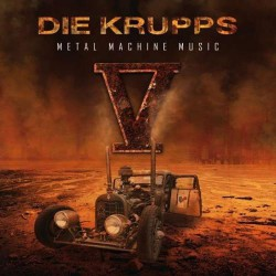 Die Krupps - V - Metal Machine Music - DCD DIGIPACK
