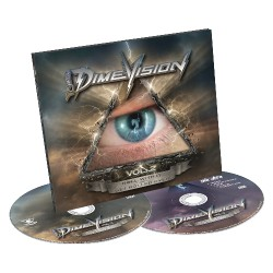 Dimebag Darrell's Dimevision - Vol. 2 - Roll With It Or Get Rolled Over - CD + DVD Digipak