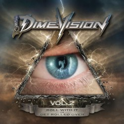 Dimebag Darrell's Dimevision - Vol. 2 - Roll With It Or Get Rolled Over - DVD + CD DIGIBOOK