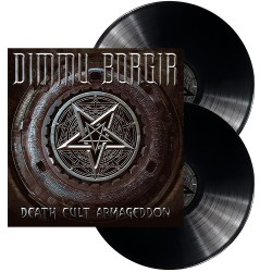 Dimmu Borgir - Death Cult Armageddon - DOUBLE LP Gatefold