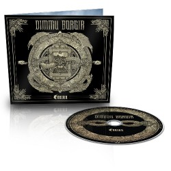 Dimmu Borgir - Eonian - CD DIGIPAK