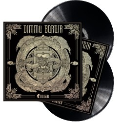 Dimmu Borgir - Eonian - DOUBLE LP