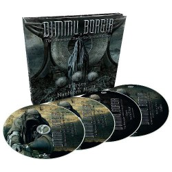 Dimmu Borgir - Forces Of The Northern Night - 2CD + 2DVD digisleeve