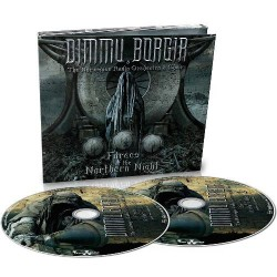 Dimmu Borgir - Forces Of The Northern Night - 2CD DIGIPAK