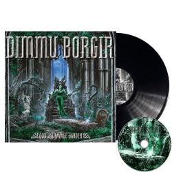 Dimmu Borgir - Godless Savage Garden - LP GATEFOLD + CD