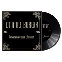 "Dimmu Borgir - Interdimensional Summit - 7"" vinyl"