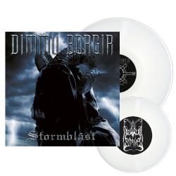 "Dimmu Borgir - Stormblast MMV - LP gatefold coloured  + 7"" coloured"
