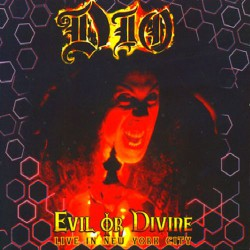 Dio - Evil or Divine - Live in New York City - CD DIGIPAK