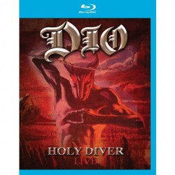 Dio - Holy Diver Live - BLU-RAY