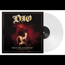 Dio - The Sacred Heart – Live In Philly 1986 - LP COLOURED