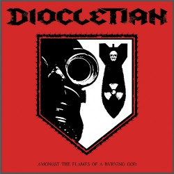 Diocletian - Amongst The Flames Of A Burning God - LP