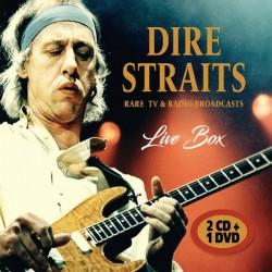 Dire Straits - Live Box - 2CD + DVD