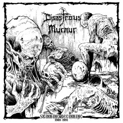 Disastrous Murmur - Skinning Beginning 1989 - 1991 - LP COLOURED
