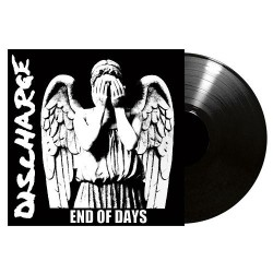 Discharge - End Of Days - LP