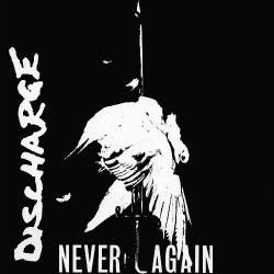 Discharge - Never Again - CD DIGIPAK
