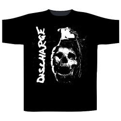 Discharge - Skull Grenade - T-shirt
