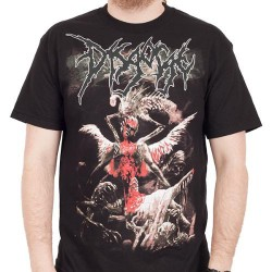 Disgorge - Consume The Forsaken - T-shirt (Men)
