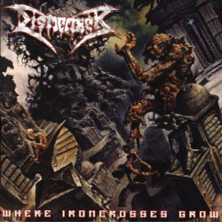 Dismember - Where Ironcrosses Grow - CD