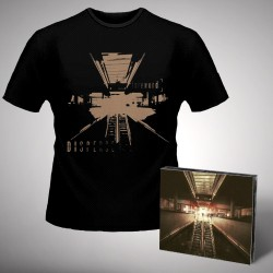 Disperse - Foreword - CD DIGIPAK + T-shirt bundle