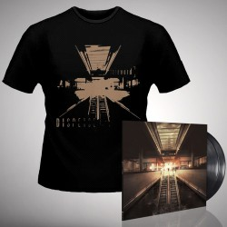 Disperse - Foreword - Double LP gatefold + T-shirt bundle (Men)