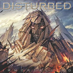 Disturbed - Immortalized - DOUBLE LP Gatefold