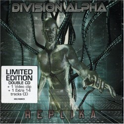 Division Alpha - Replika - DOUBLE CD