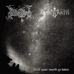Dodsferd / Mortovatis - Until Your World Go Down - CD
