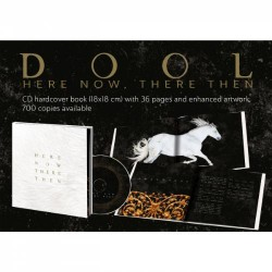 Dool - Here Now, There Then - CD ARTBOOK