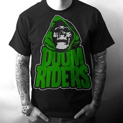 Doomriders - Green Reaper - T-shirt
