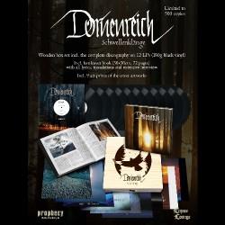 Dornenreich - Schwellenklänge - LP BOX