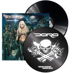 Doro - Forever United - DOUBLE LP Gatefold