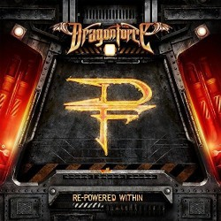 DragonForce - Re-Powered Within - CD