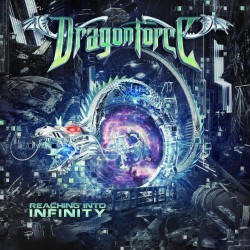 DragonForce - Reaching Into Infinity - CD + DVD Digipak