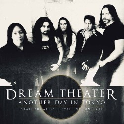 Dream Theater - Another Day In Tokyo Vol.1 - DOUBLE LP Gatefold