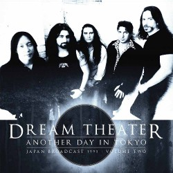 Dream Theater - Another Day In Tokyo Vol.2 - DOUBLE LP Gatefold